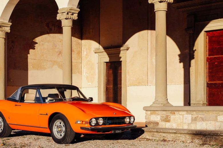 The Fiat Dino 2400 Was Much Rarer Than The Ferrari It Shared A Motor With