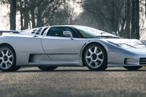 The Last Bugatti EB110 Super Sport Ever Built Is Up For Sale