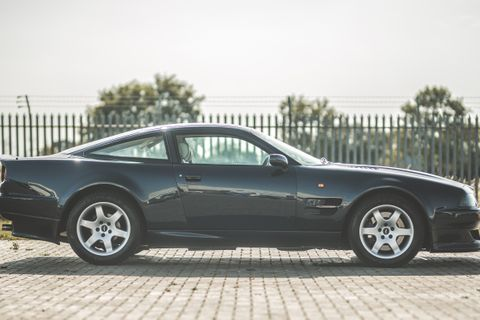The last hand-built V8 Aston Martins you should buy before it's too late