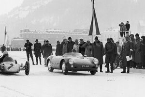 The legendary Ice Race returns to Zell am See
