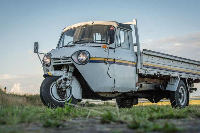 The Mazda T2000 Is Not Your Typical Workhorse