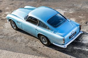 The 'Missing Lightweight' Aston Martin DB4GT Competition Lightweight Is Coming Up For Sale For The First Time In 55 Years