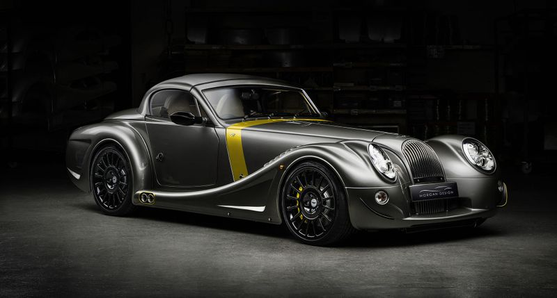 The Morgan Motor Company has taken its 'gloves off' for its final Aero