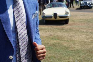 The Outlierman's Limited Edition Pebble Beach Tie Is Now Available In The Shop