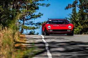 The Pebble Beach Tour d'Elegance is a technicolour parade of dreams
