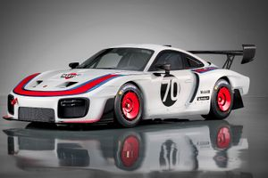 The Porsche 935 is back, although just 77 will be built