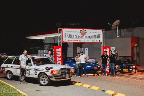 The Rally Clásico de Occidente Is More Than Just A Nice Drive Through Colombia