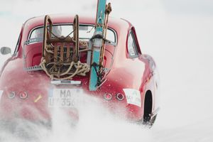 The Revived GP Ice Race Turned Zell Am See Into A Wintry Rally Playground