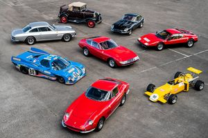 The Richoz Collection poised for the RM Sotheby's online European sale