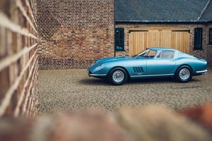 The slapstick saga of Inspector Clouseau and the Ferrari 275