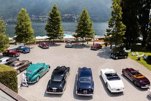 The world's most exclusive Alfa Romeo owners' club gathers at Villa d'Este