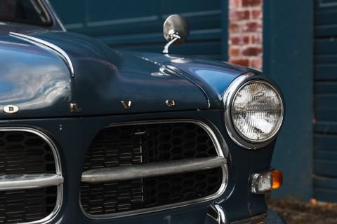 There's A BMW E30 Hiding Underneath This Volvo Amazon Hot Rod
