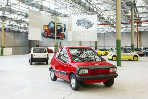There's A New Shrine To Fiat, Lancia And Abarth Opening In Turin, Italy