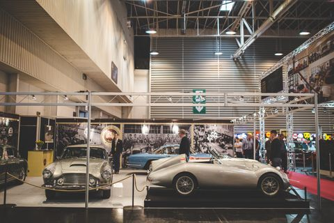 These bonkers beauties were our stars of Techno Classica Essen 2019