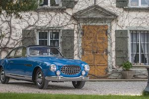 This collector car auction is reason enough to celebrate New Year's Eve in Gstaad
