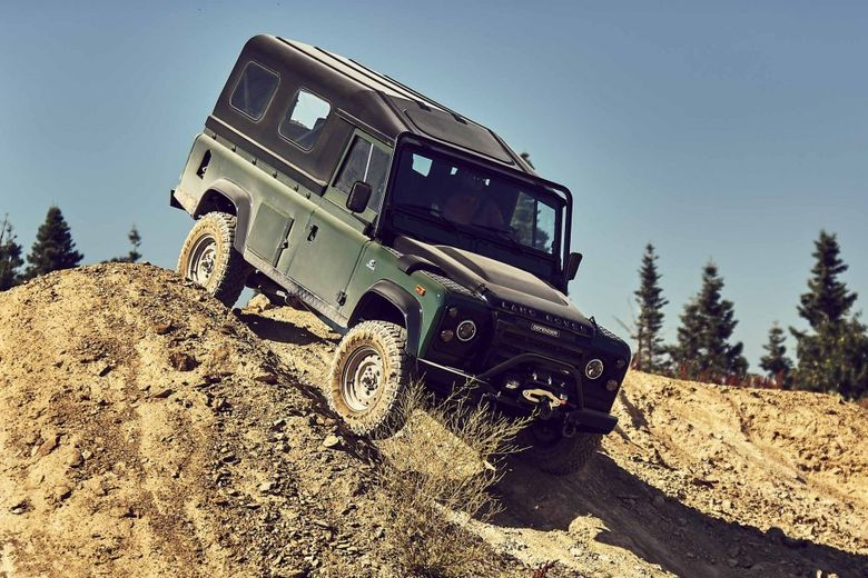 This Cummins Turbo Diesel Land Rover Defender Is Much More Than A Simple Engine Swap