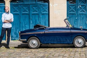 This custom Autobianchi Eden Roc is a featherweight masterpiece