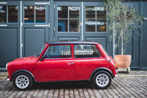 This Electric Mini Conversion Is Now Available To Order In The UK