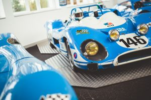 This French car museum will make you mad about Matra