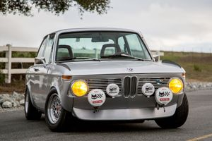 This Immaculate M3-Powered BMW 2002 Is An Engineer's Dream Car
