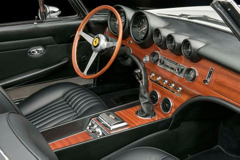 This is the other Ferrari California Spyder