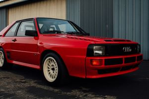 This Is What Life Is Like With An Audi Sport Quattro In The U.S.