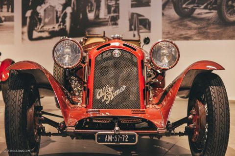 This Is What's Inside The World's Oldest Private Car Collection