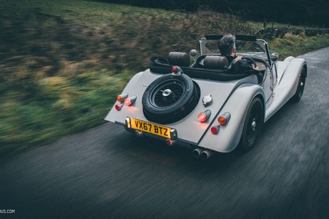 This Is Why The Plus 4 Is Our Favorite Modern Morgan