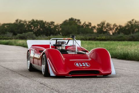 This Lola T160 Is A Perfectly Preserved Relic From The North American War
