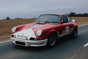This Marlboro-Themed Porsche 911 Is Unfiltered