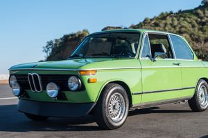 This Mint Green 1975 BMW 2002 Is Characterized By Tasteful Modifications
