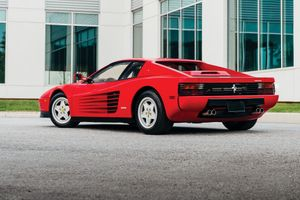 This Perfect Symbol Of 1980s Excess Ferrari Testarossa Is Coming Up For Sale
