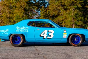 This Richard Petty Replica Plymouth Is For Sale From The King Himself
