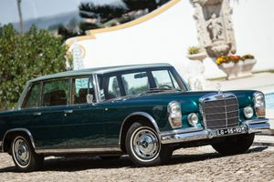 This Ultra-Lux Mercedes-Benz 600 Is Still The Ultimate In Opulent Transportation