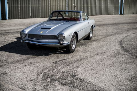 This unique Ferrari 250 GT Speciale has got Giugiaro written all over it
