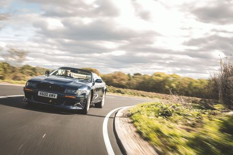 This Works Coachbuilt Aston Martin was Newport Pagnell's last hurrah