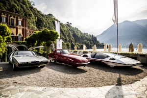 This year's Concorso d'Eleganza was the ultimate collector car game of thrones