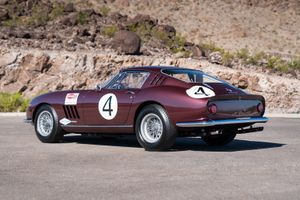 Three competition Ferraris gallop into Gooding's Pebble Beach stable
