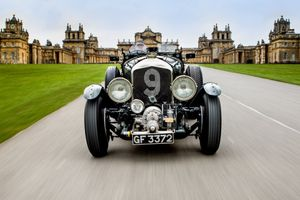 Three Very Special Bentleys Once Commissioned By Woolf Barnato Will Be Part Of Salon Privé's Bentley Celebrations