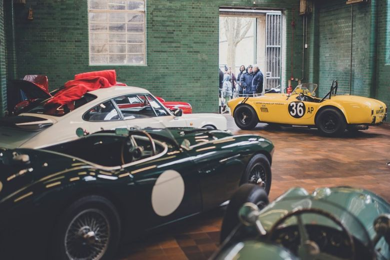 Tickets Are Now Available For The First Petrolicious Drivers' Meeting At The UK's Bicester Heritage