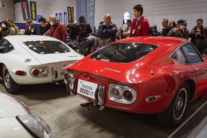 Toyota 2000GTs Are Among The Tamest Cars You'll Find At The JDM Fest Called 'Nostalgic 2 Days'