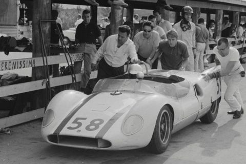 Tracking Down American Racing History, One Cooper Monaco At A Time