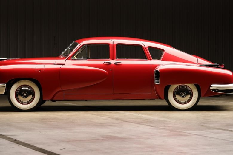 Tucker Model 48 Sells For Nearly $1-Million And Benefits A Worthy Cause In The Process