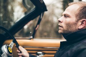 Turning collector cars into a career with Dylan Miles
