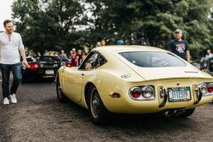 Turns Out, The Heart Of Brooklyn Is An Ideal Place For A Cars & Coffee