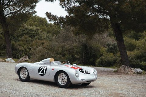 Two 1950s Classic Racers Dominated The Auctions At Villa Erba