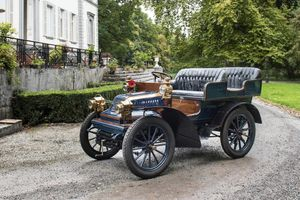 Veteran cars popular at Bonhams' London to Brighton Sale