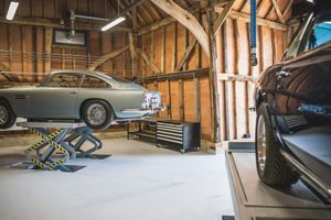 Visiting A Vintage Aston Martin Workshop And Showroom That Goes A Bit Further