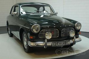 Volvo Amazon 1969 1 proprietaire pendant 38 ans