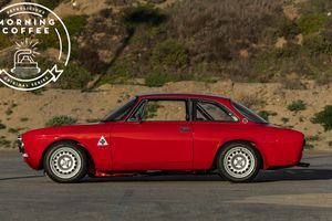 Wake Up With An Espresso Shot Of Alfa Romeo GTV